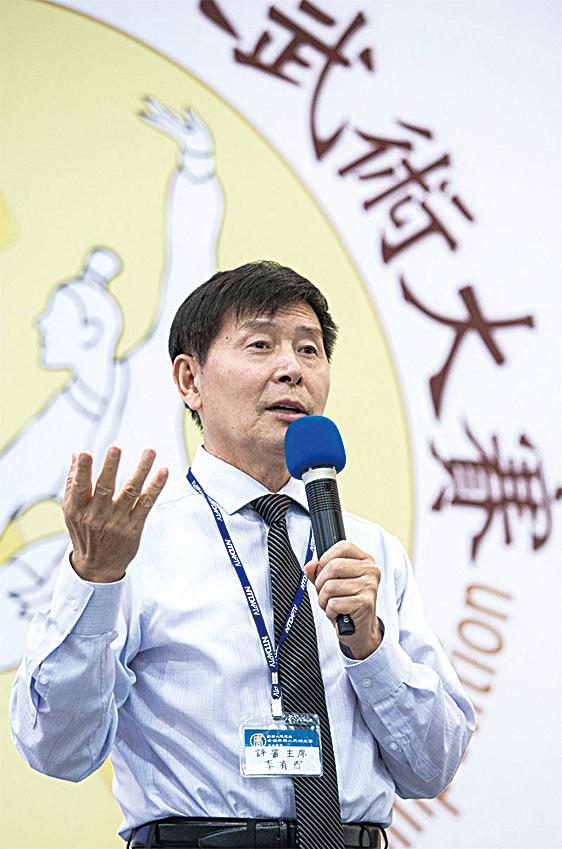新唐人全世界華人武術大賽評委主席李有甫指出,傳統武術中的心法已失傳,武德已失去。(大紀元資料圖片)