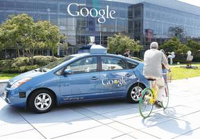 自動駕駛汽車離我們還有多遠?