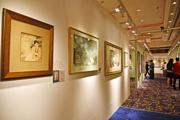 中國嘉德香港2017春季拍賣逾廿件張大千作品受矚目