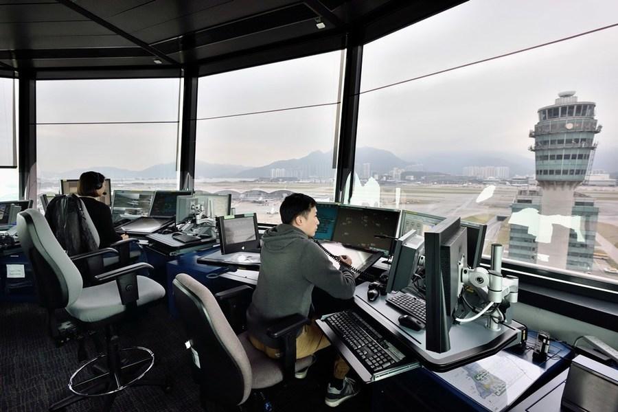 新空管系統需定期啟工作席防死機
