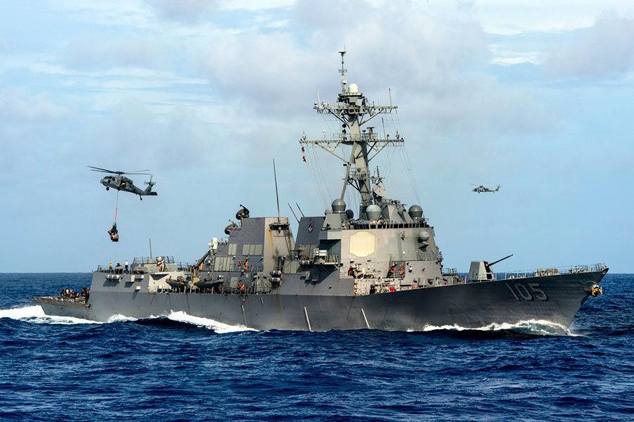 美國杜威號驅逐艦究竟有多厲害?