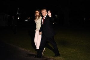 旋風般外訪結束 特朗普面臨一系列國內挑戰