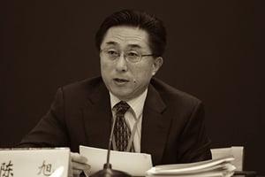 專訪鄭恩寵:陳旭案將引爆上海官場大地震