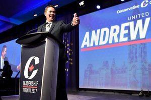 加拿大保守黨齊爾當選黨魁 人稱哈珀第二