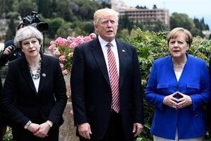 歐洲政治新格局?默克爾:不能再依賴英美