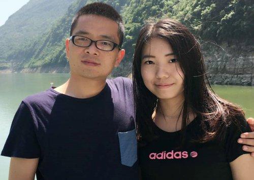 在廣州生活一年多的獨立作家黎學文,近日被當地國保要求他與女朋友黃思敏律師,在「六四」前夕離開廣東省。(網絡圖片)
