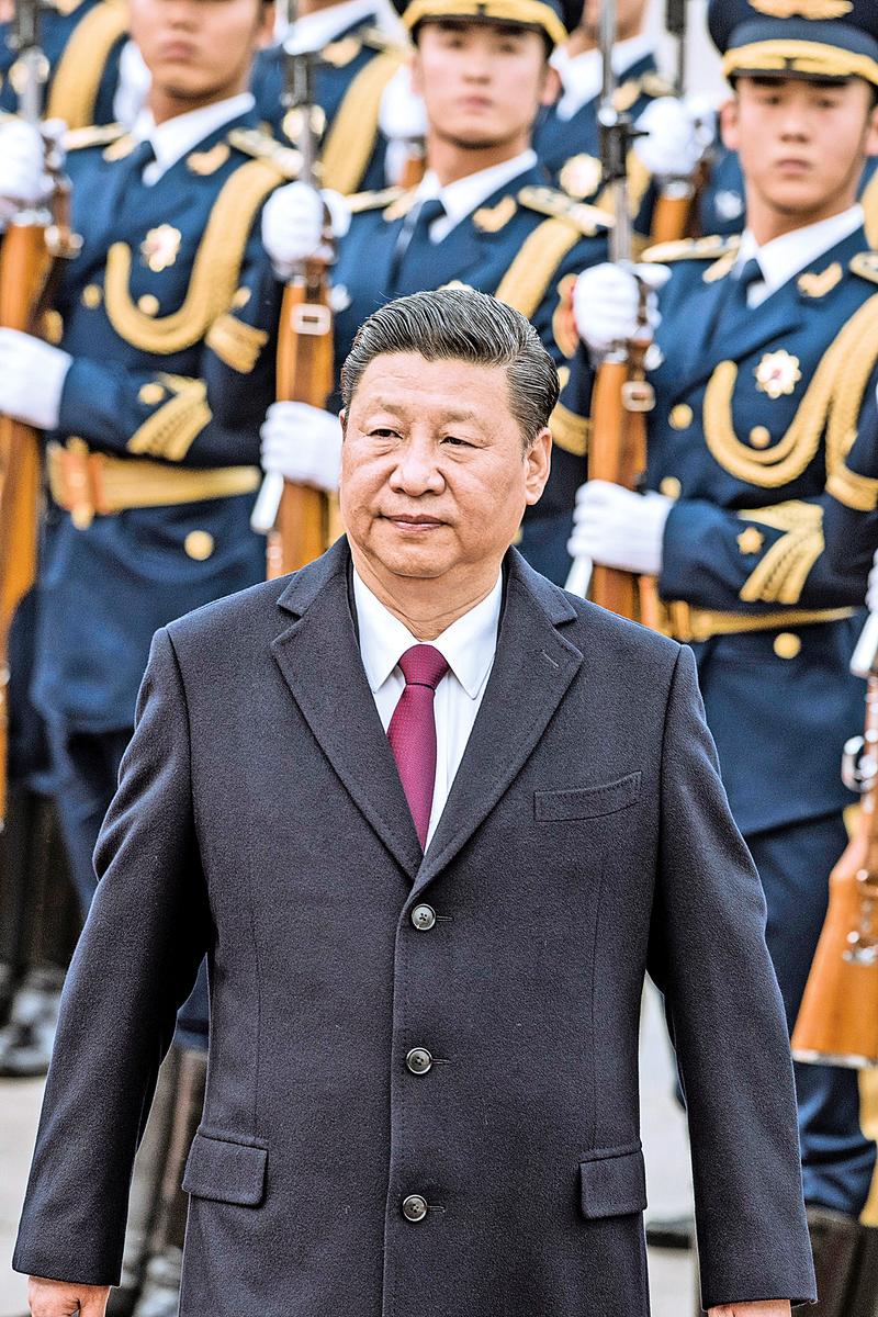 羅宇披露,習近平(圖)在中共「十七大」上被選為胡錦濤的繼任者的內幕。(Getty Images)