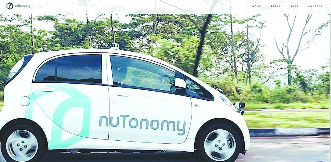 自動駕駛汽車漸成趨勢 最大挑戰是司機駕駛行為