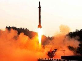 北韓揚言送美大禮 日籲中方發揮更大制衡作用