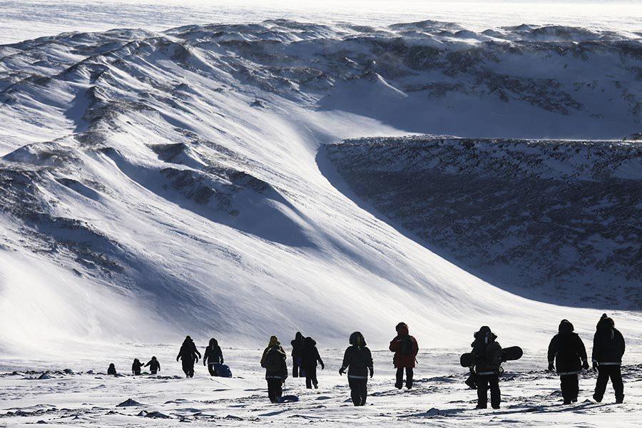 面對導彈威脅 美駐北冰洋空軍基地獲升級