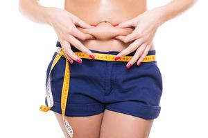 微胖者別掉以輕心! 每寸贅肉都不健康