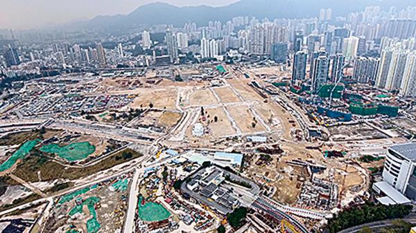 南豐以246億多元奪得啟德商業地。