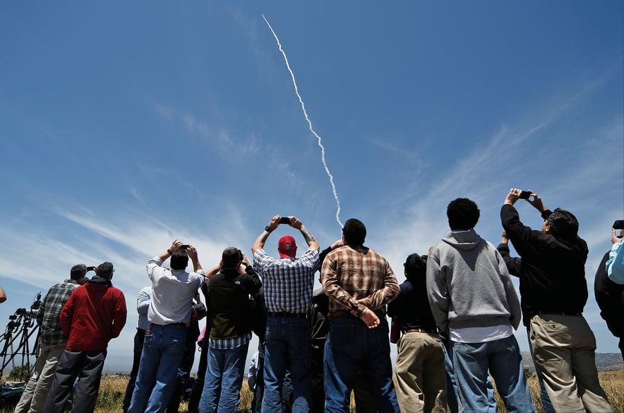 美攔截洲際導彈首試成功