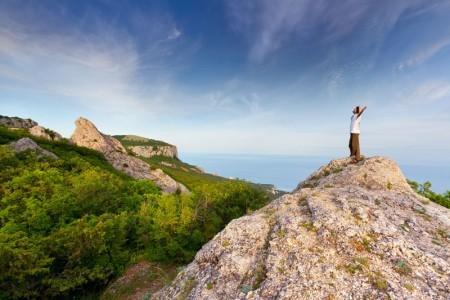 戶外有氧運動,使人快樂,也有利于降低血壓。(圖:Fotolia)