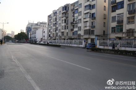 蘇州樓市出現「冰火兩重天」,一處小島至今成為鬼城,而周邊房價仍在上漲。圖為蘇州街景。(網絡圖片)