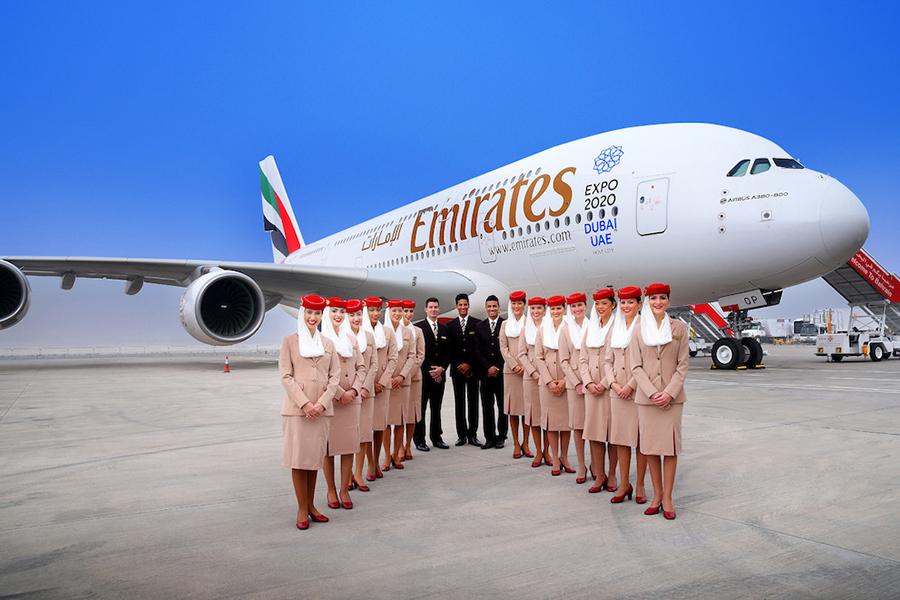 Emirates Airlines запускает дешевые рейсы изВьетнама