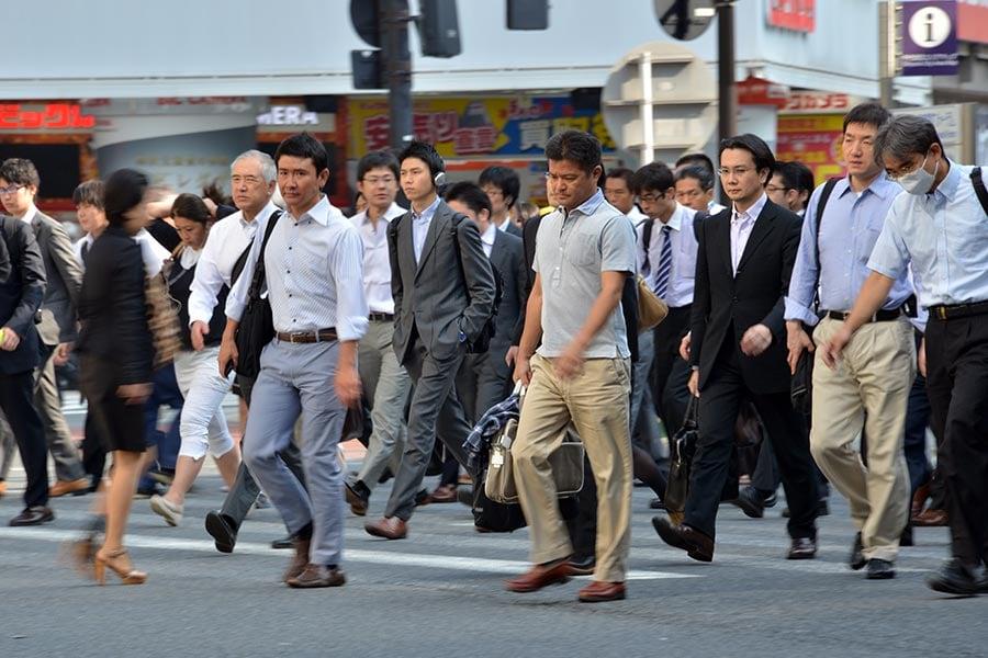 根據日本政府星期二(5月30日)對外公佈的數據顯示,日本全國勞動力短缺達到近四十多年來最高水平。(中央社)