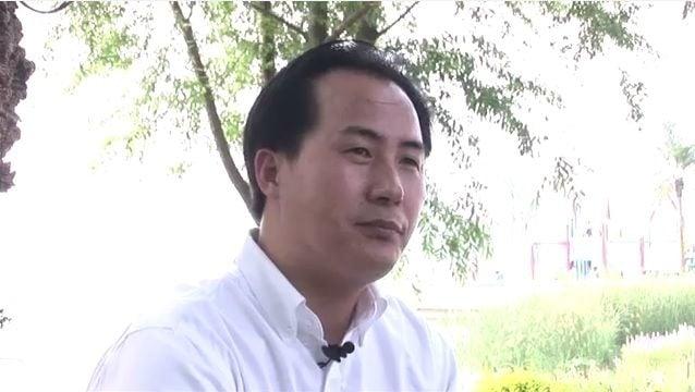 李和平律師(圖)再次曝光獄中遭受酷刑細節。(視像擷圖)