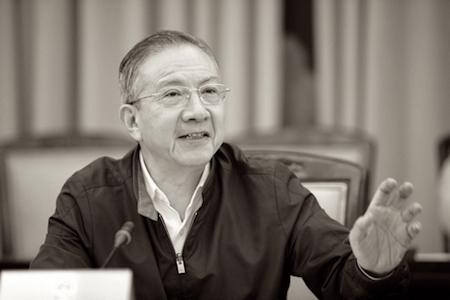 陳旭的後台就是前上海市委副書記、市政法委書記劉雲耕。(網絡圖片)