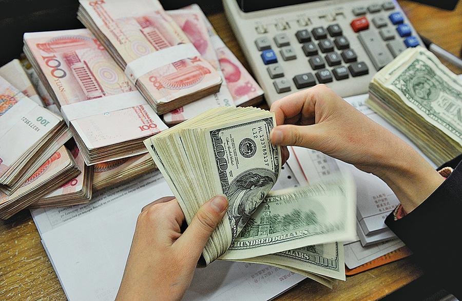 人幣飆升港息高見4.4厘
