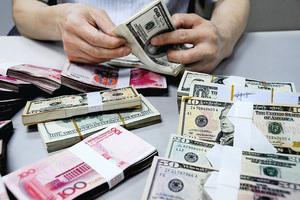 人民幣近日大幅上漲