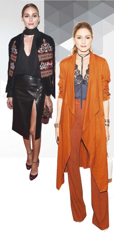 Olivia Palermo氣質優雅,時尚品味更是不同凡響,每次出席公開活動,都讓人眼前一亮。(Getty Images)