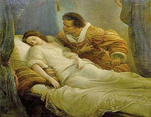 奧賽羅繪畫( 維基百科公共領域)