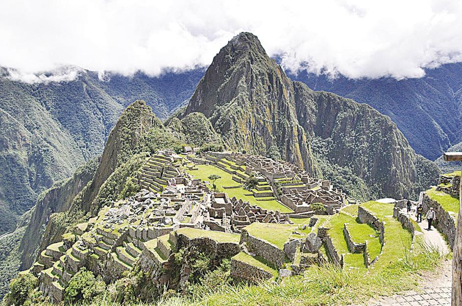 失落的印加帝國——馬丘比丘。(Yolanda Coervers/CC/Pixabay)