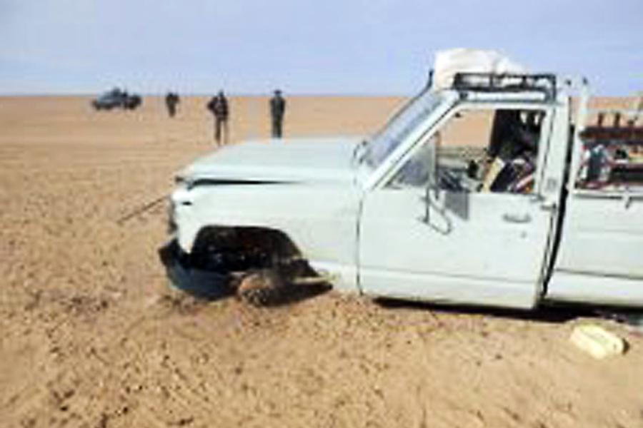 汽車在撒哈拉沙漠拋錨 44人慘遭渴死
