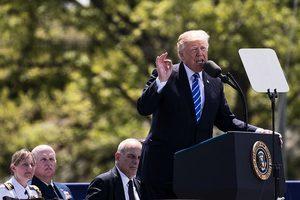 前紐約市長彭博:下屆大選特朗普勝算五成五