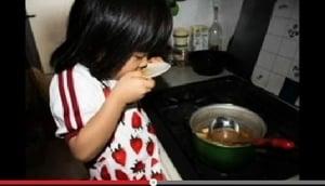 阿花的味噌湯 日本五歲小女孩感動千萬人