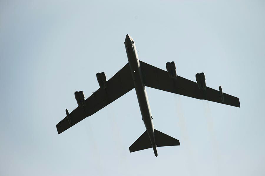 北約軍演 美派B-52轟炸機和八百飛行員赴歐