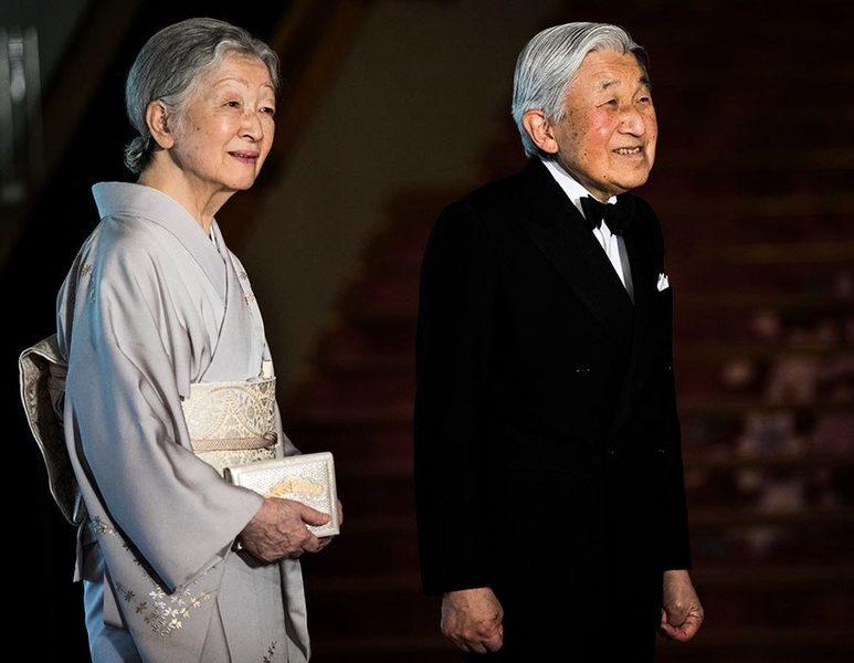 日本眾院通過天皇退位法案 待上院表決