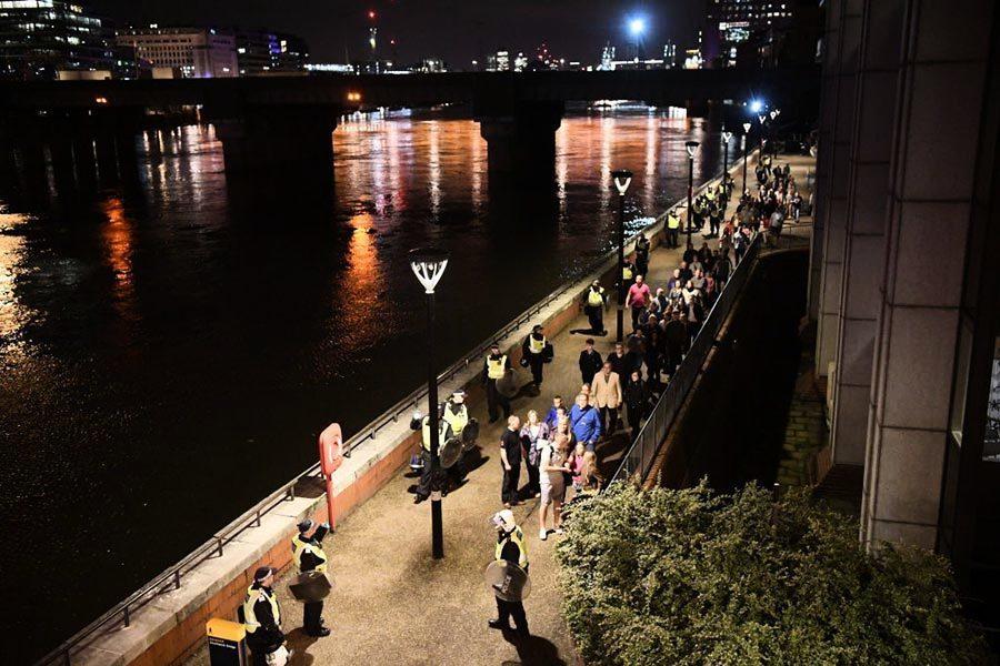 倫敦橋恐襲 疑犯曾企圖租7.5噸大貨車行凶