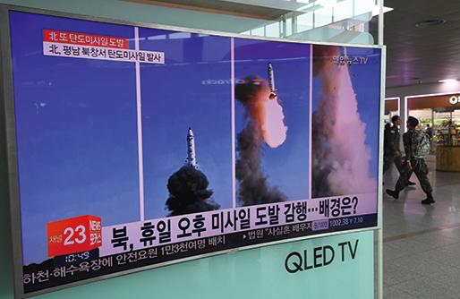 聯合國一致通過擴大北韓制裁