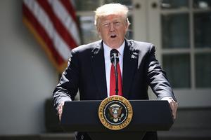 特朗普退出巴黎氣候協定