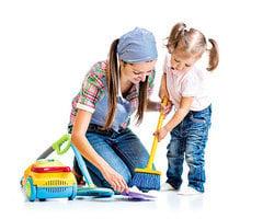 讓孩子樂於打掃