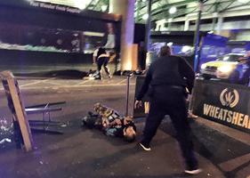倫敦大橋再遭恐襲7死50傷