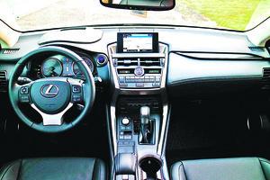 概念成真 2017 Lexus NX300h