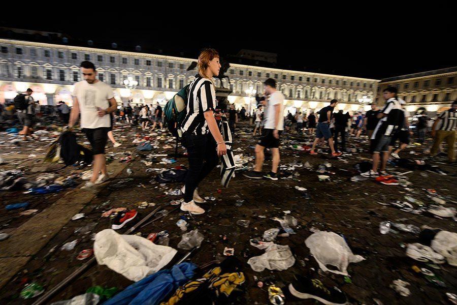 意大利廣場傳巨響 逾1500人受傷