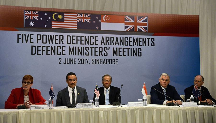 香格里拉對話 亞洲國家擬建對抗中共新聯盟