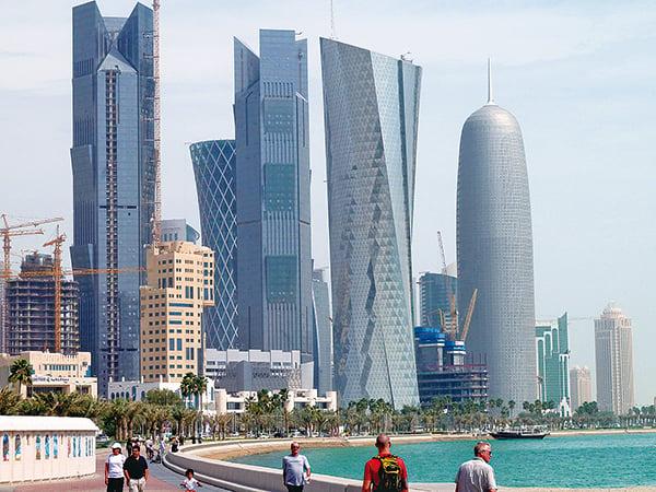 沙特阿拉伯、阿聯酋、巴林、埃及、也門、利比亞和馬爾代夫7國,昨日相繼宣佈與卡塔爾斷交,指其幕後支持恐怖主義,同時斷絕海陸空等多種交通。(網絡圖片)