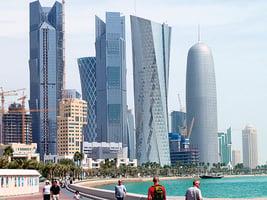 中東突變七國與卡塔爾斷交
