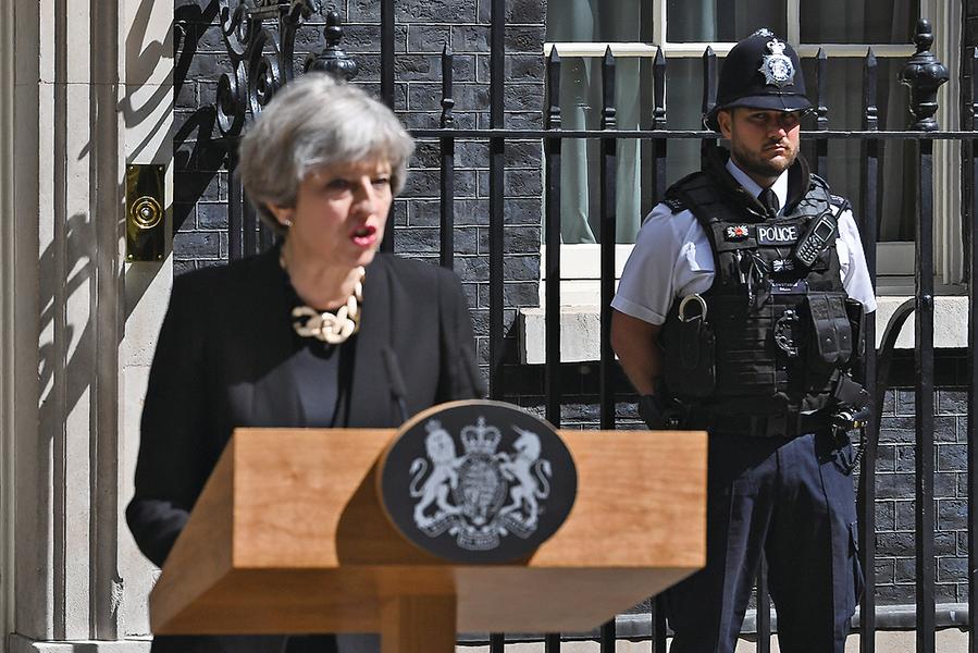 英國反恐將進入「新紀元」