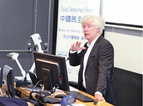 悉尼民主網絡John Keane教授