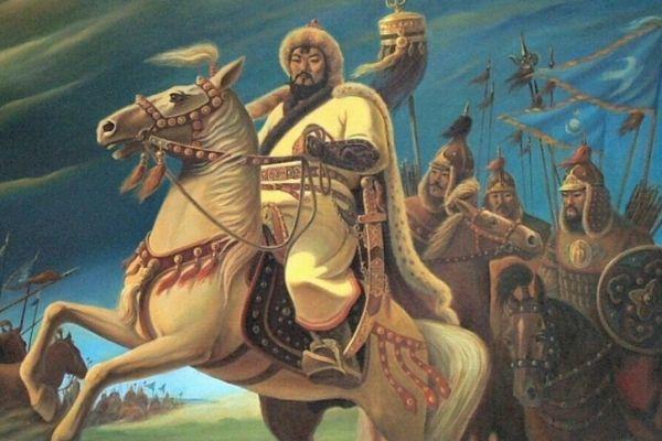 這個「除了影子沒有別的伴當,除了尾巴沒有別的鞭子」的人,在艱苦的征戰中,最終以少勝多,以弱制強,統一了大蒙古。(網絡圖片)