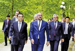 李克強訪歐盟意外受挫