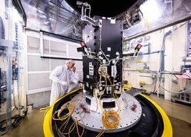 NASA探測器擬首次「觸摸」太陽
