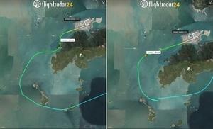 國航港起飛險撞山 疑機師人為錯誤