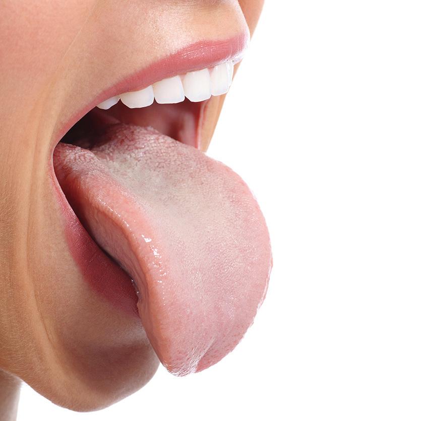 舌頭淡白者 身體多虛寒
